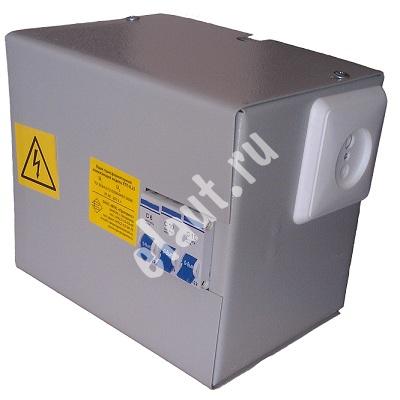 Ящик с пониж. трансформатором